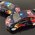 1/43 Scale Peugeot Rallycross Replica
