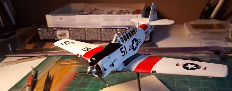 1/48th Scale Model Plane Replica De...